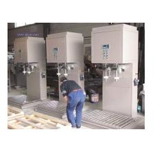 化工液体桶装灌装机