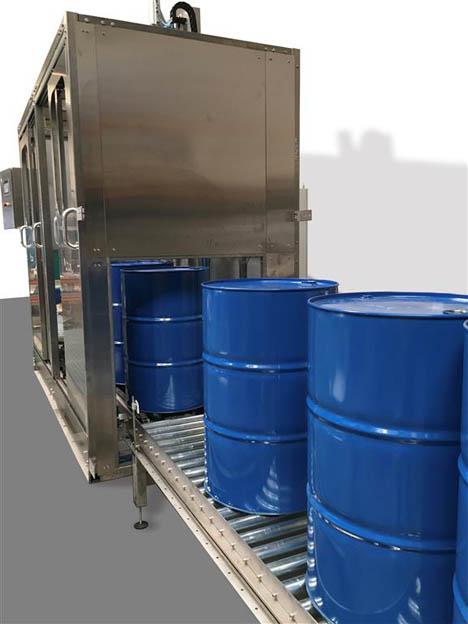 200升全自动灌装机化工液体灌