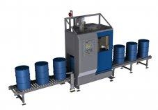 200升单工位自动灌装机