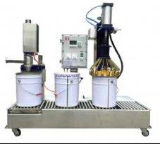 20升料罐式化工液体灌装机