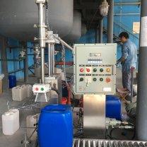 18升塑料方桶灌装机