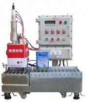 4升自动灌装机方罐自动灌装机