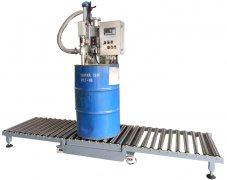油桶自动灌装200升铁桶灌装机