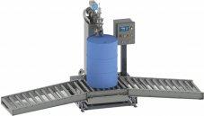 大桶定量分装树脂灌装机