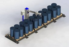 <strong>吨桶自动灌装机 200升4桶灌装机</strong>