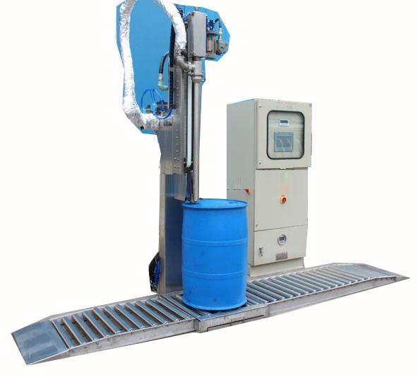 液上式200L液体灌装机
