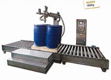 亚氯酸钠灌装机-氯酸钠灌装设