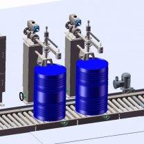 醋酸甲酯灌装机-醋酸灌装机