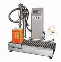 25升灌装机-25L自动灌装机-5加仑
