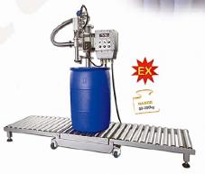 200升灌装机-200L灌装设备-化工